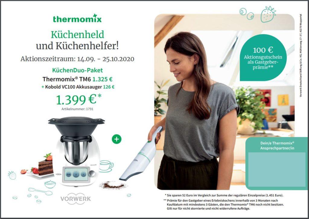 Thermomix Erarbeiten